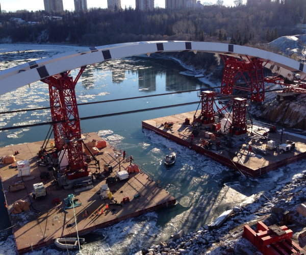Walterdale_bardging centre arch 600 x 500