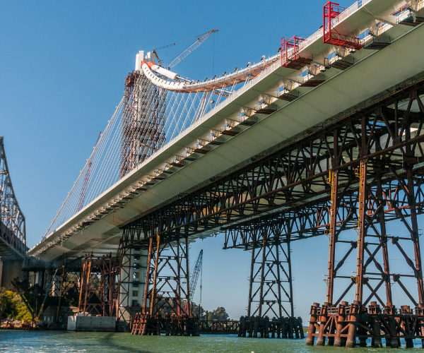 Rising above Bridge Erection Complexities with Allnorth's Proven Expertise